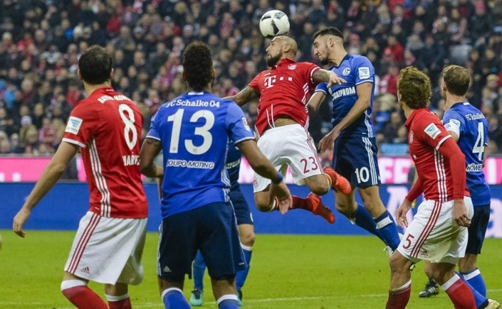 Бавария - Шальке. Прогноз матча чемпионата Германии