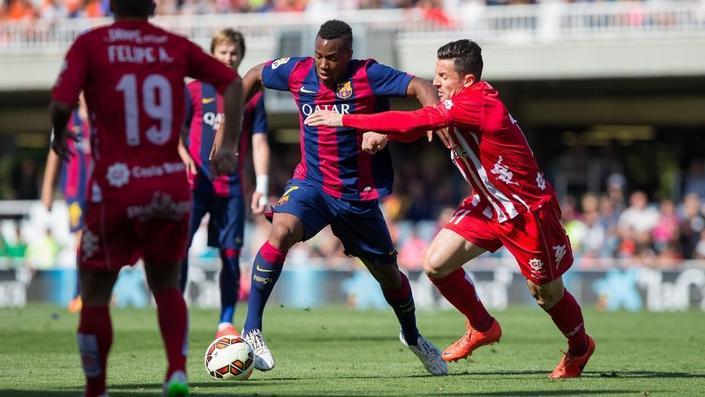 Барселона – Жирона. Прогноз матча Примеры Испании