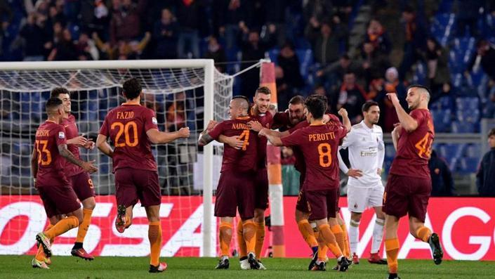 Рома – Милан. Прогноз матча Серии А
