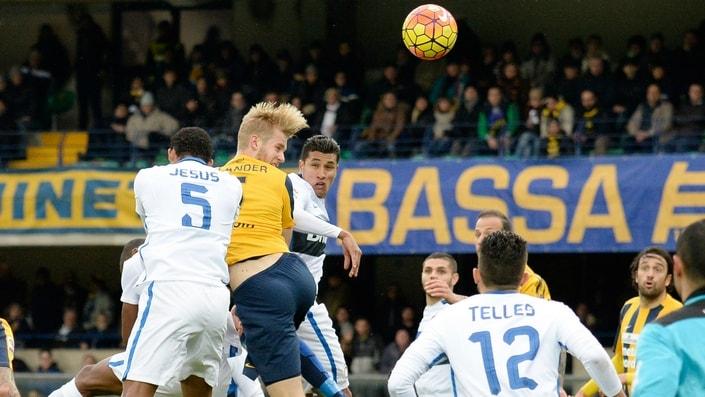 Интер – Верона. Прогноз матча итальянской Серии А