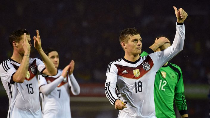 Германия - Испания. Прогноз товарищеского матча