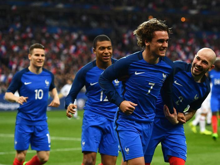 Франция - Колумбия. Прогноз товарищеского матча