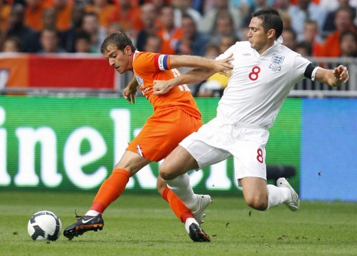 Нидерланды - Англия. Прогноз товарищеского матча