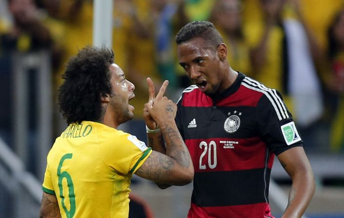 Германия - Бразилия. Прогноз товарищеского матча