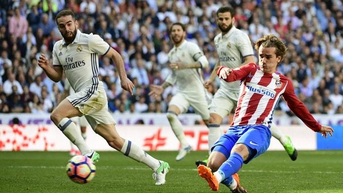 Реал Мадрид – Атлетико Мадрид. Прогноз и прямая трансляция матча испанского чемпионата