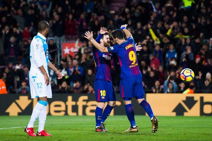 Депортиво – Барселона. Прогноз и прямая трансляция матча Примеры