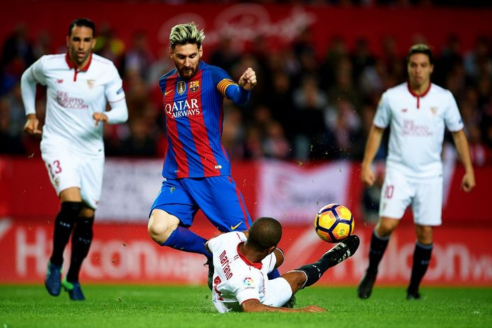 Барселона - Севилья. Прогноз матча 21 апреля 2018 года