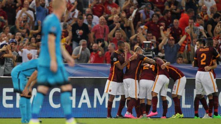 «Барселона»: Джеко признан лучшим игроком матча «Рома»