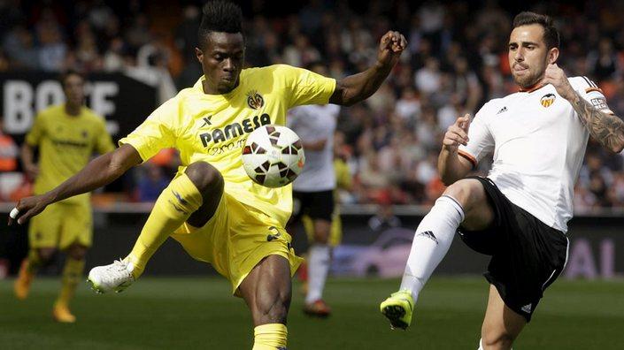 Вильярреал – Валенсия. Прогноз и прямая трансляция матча Примеры