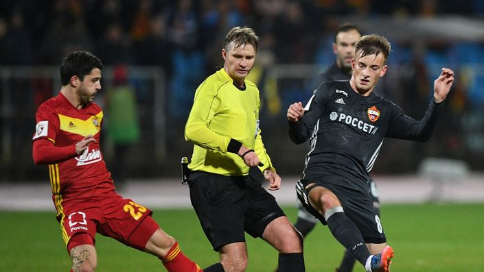 ЦСКА разгромил «Арсенал» вматче 29-го тура РФПЛ