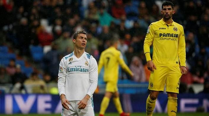 Вильярреал- Реал. Прогноз и прямая трансляция матча Примеры