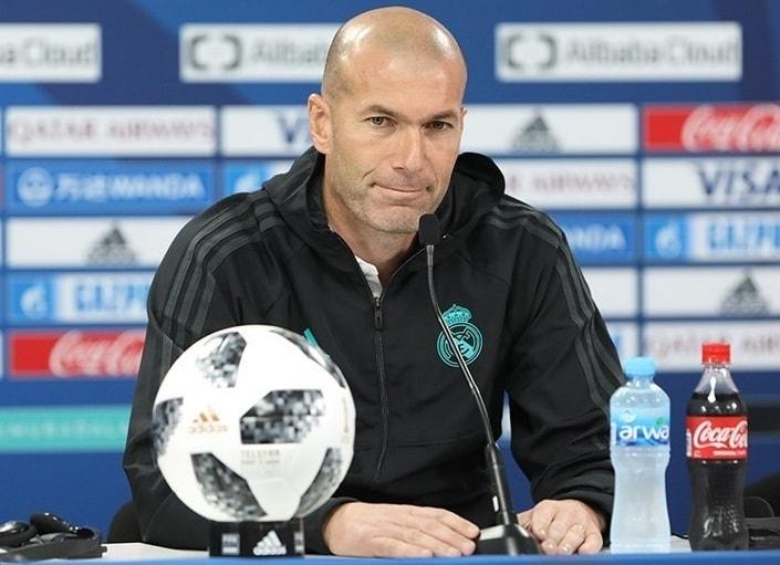 Кто заменит Зидана на посту главного тренера Реала?