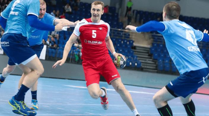 БК Олимп – официальный партнер ГК Спартак