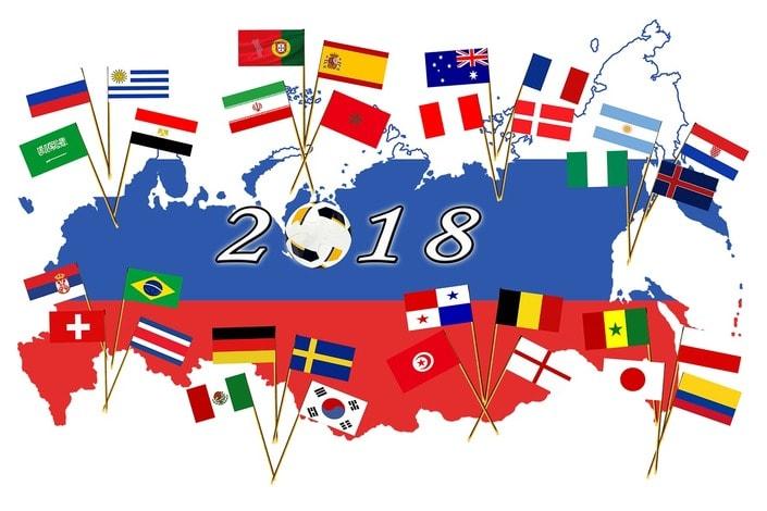 Нетипичные ставки на Чемпионат Мира 2018 в легальных БК