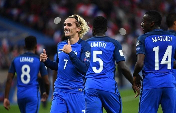 Франция – США. Прогноз на товарищеский матч