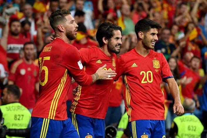 Испания - Марокко. Прогноз матча Чемпионата Мира