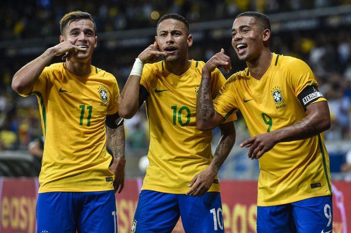Сербия - Бразилия. Прогноз матча Чемпионата Мира