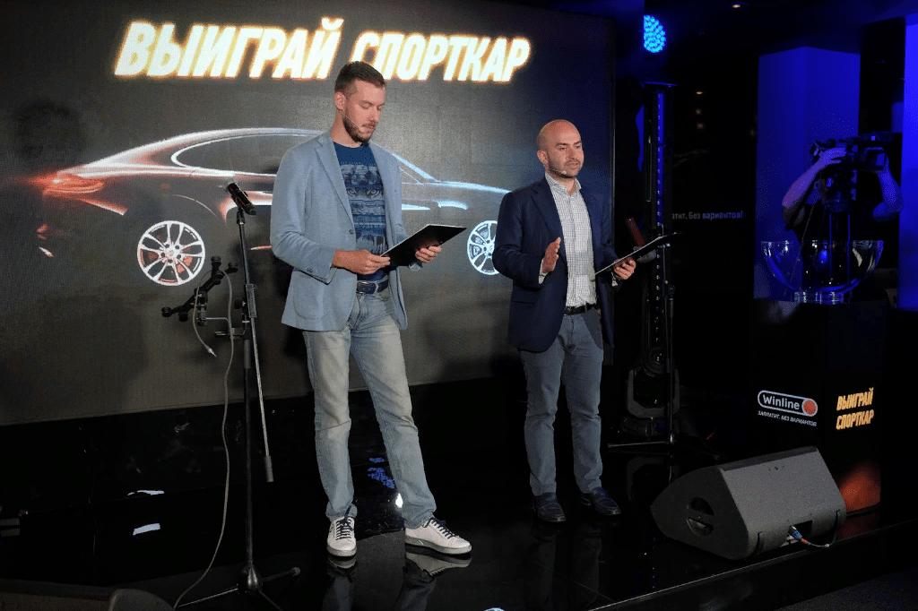 Розыгрыш Porsche от БК Winline успешно проведен!