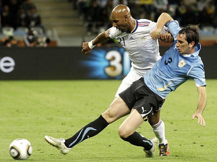 Уругвай - Франция. Прогноз матча Чемпионата Мира