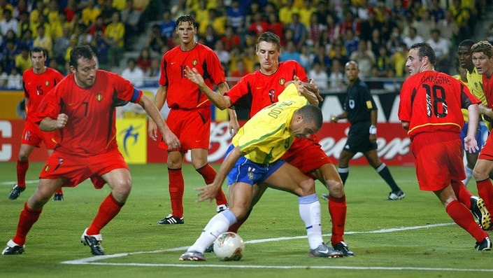 Бразилия - Бельгия. Прогноз матча Чемпионата Мира