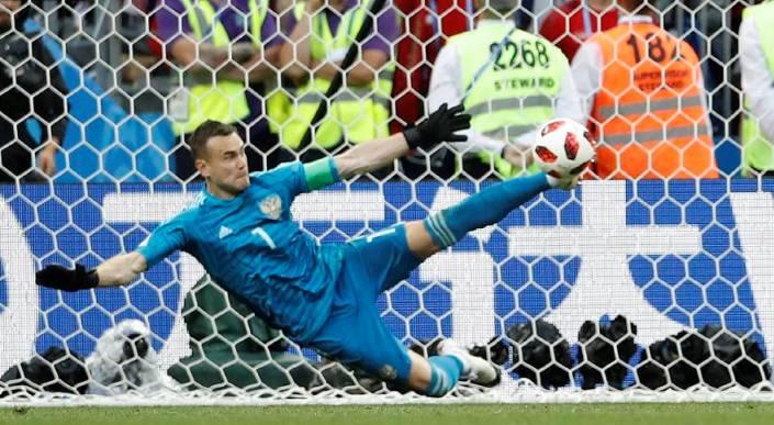 Букмекерские конторы определили фаворита матча Россия – Хорватия