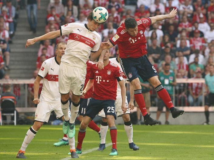 Штутгарт - Бавария. Прогноз матча чемпионата Германии