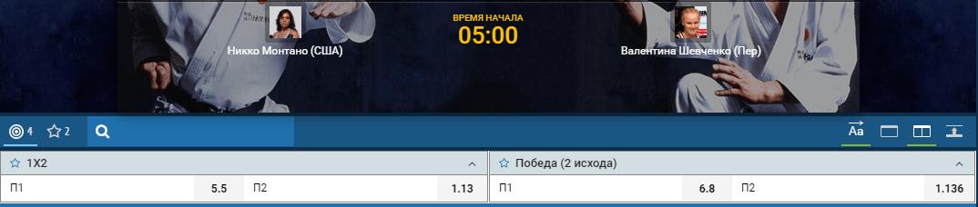 Прогноз на бой Валентина Шевченко – Никко Монтана