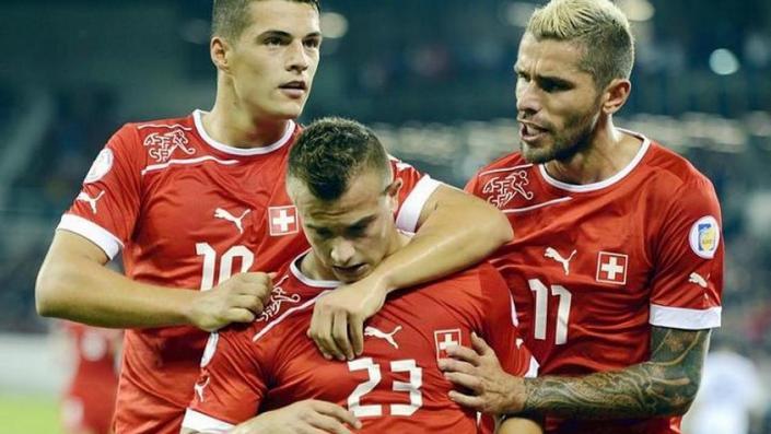 Швейцария - Исландия. Прогноз матча Лиги наций