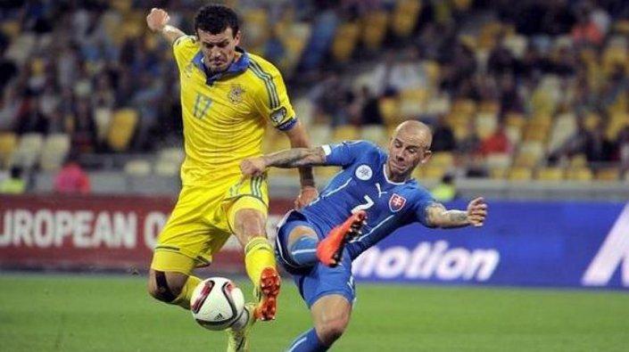 Украина – Словакия. Прогноз матча Лиги Наций