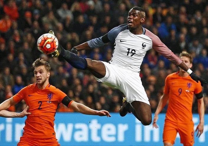 Франция - Голландия. Прогноз матча Лиги наций