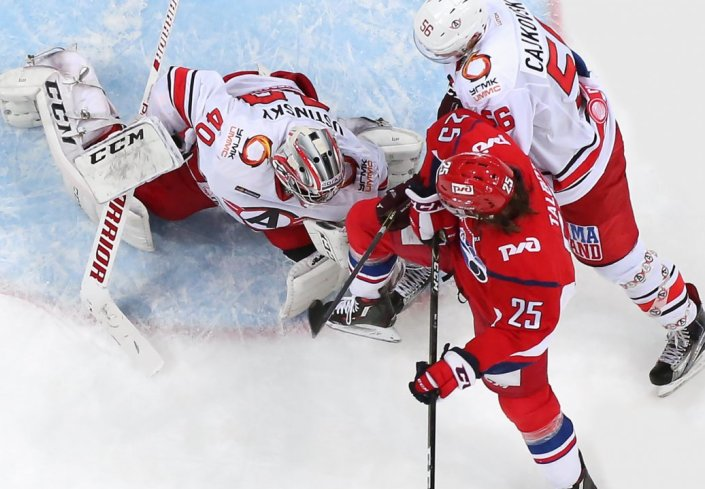 Автомобилист – Локомотив. Прогноз матча КХЛ