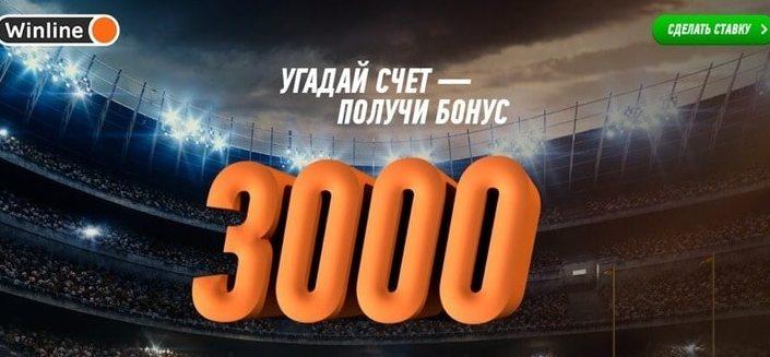 Конкурсы ВКонтакте от букмекерской конторы Winline