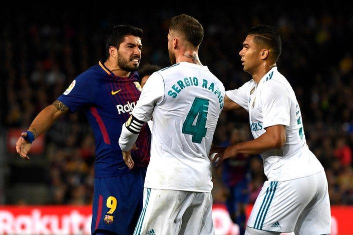 Барселона реал мадрид 26 октября прогнозы