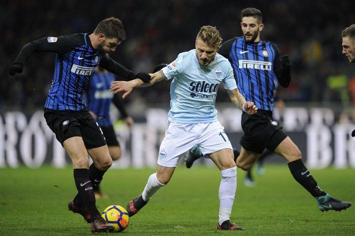 Лацио – Интер. Прогноз матча Серии А