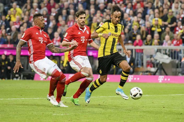 Бавария – Боруссия М. Прогноз матча чемпионата Германии