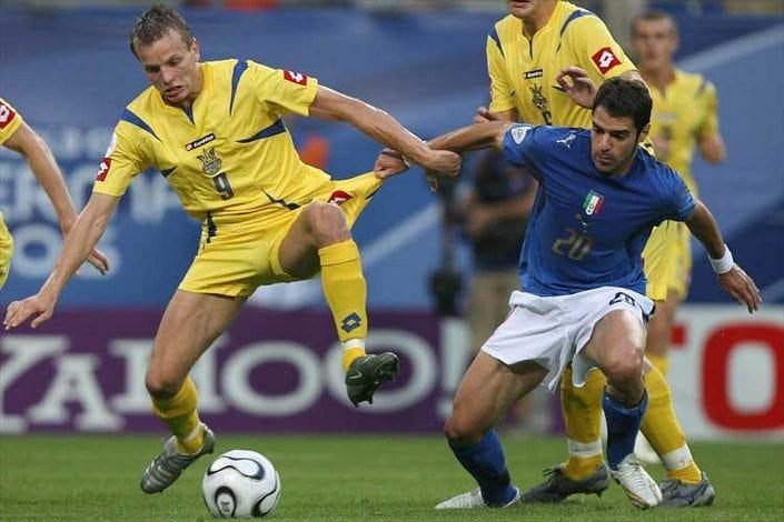 Италия – Украина. Прогноз на товарищеский матч