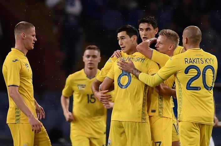 Украина – Чехия. Прогноз на матч Лиги Наций УЕФА