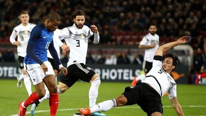 Франция - Германия. Прогноз матча Лиги наций