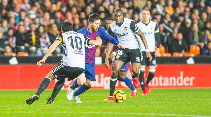 Валенсия – Барселона. Прогноз на матч чемпионата Испании