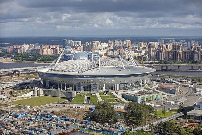 Финал Лиги Чемпионов может пройти в Санкт-Петербурге. Букмекеры начали прием ставок