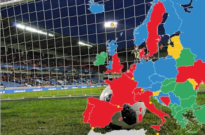 БК Лига Ставок назвала фаворитов финальной части Лиги Наций
