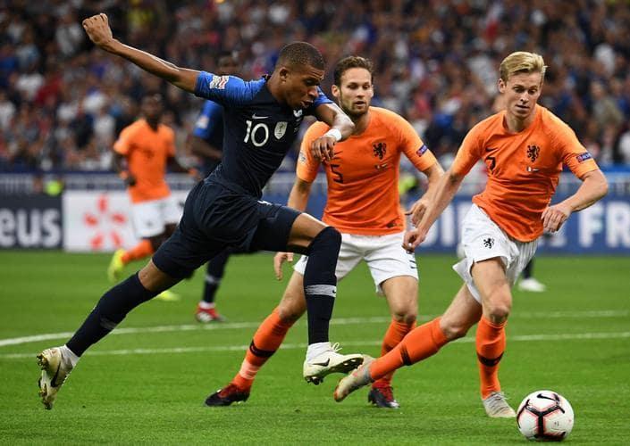 Голландия – Франция. Прогноз матча Лиги Наций УЕФА