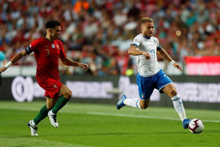Италия – Португалия. Прогноз на матч Лиги наций