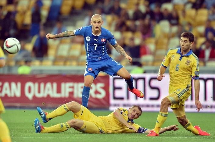 Словакия - Украина. Прогноз матча Лиги наций