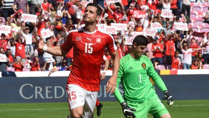 Швейцария – Бельгия. Прогноз матча Лиги Наций УЕФА