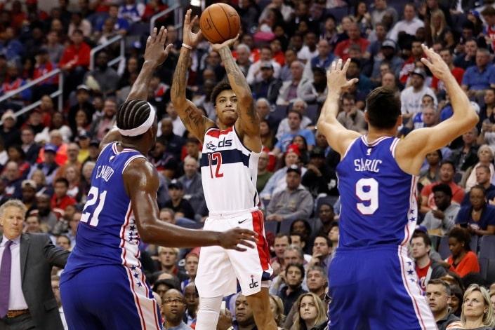 Филадельфия Севенти Сиксерс – Вашингтон Уизардс. Прогноз матча НБА