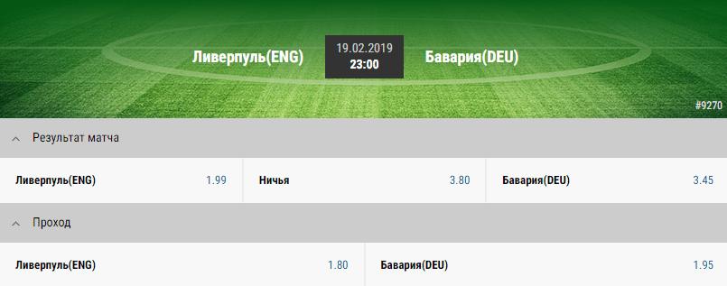 Дайджест матчей 1/8 финала Лиги Чемпионов 2018-2019