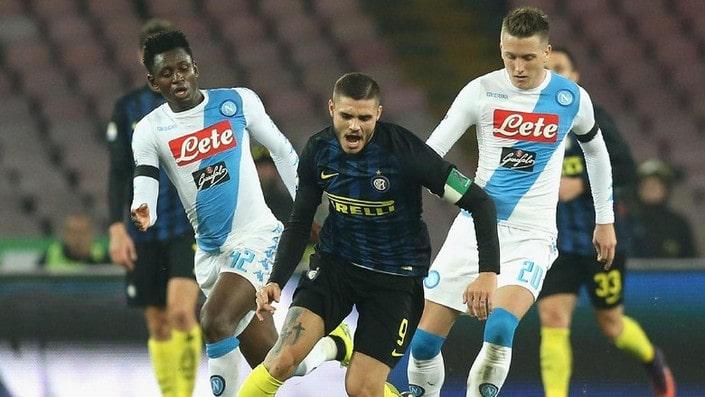 Интер – Наполи. Прогноз встречи чемпионата Италии