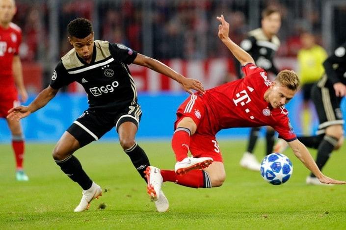 Аякс – Бавария. Прогноз матча Лиги Чемпионов