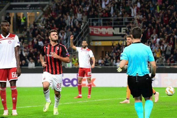 Олимпиакос - Милан. Прогноз матча Лиги Европы